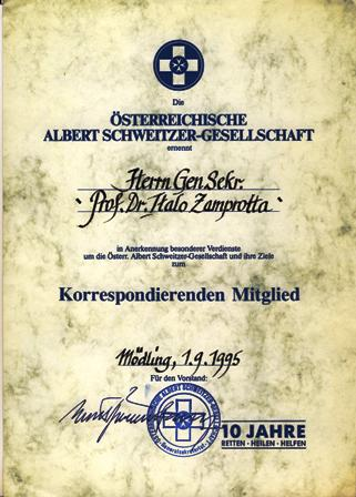 diploma OASG
